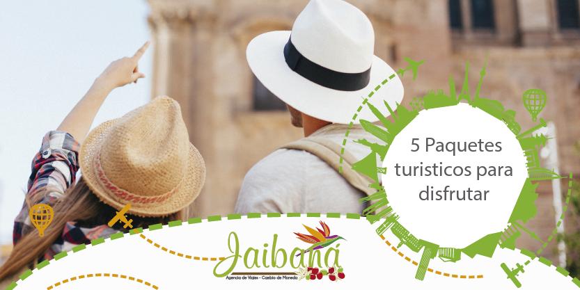 5 paquetes para conocer lo mejor de Colombia turismo